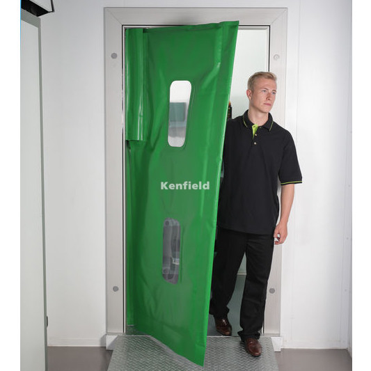 Standard size door - Single leaf