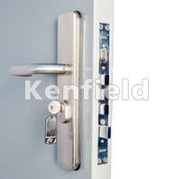 Personnel & K1050 Steel Security Doors: Our external personnel door handle