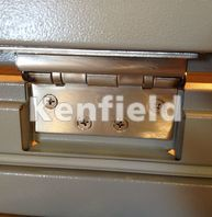 Personnel & K1050 Steel Security Doors: Our steel security door hinges