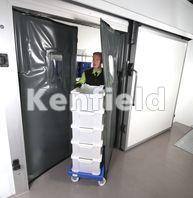 K750 Energy Door: Staff friendly