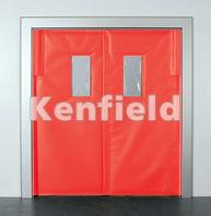 K750 Energy Door: No external frame