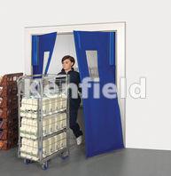K750 Energy Door: Light weight