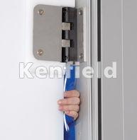 K150 Polyethylene Food Hygiene Door: Protection and reduces jams